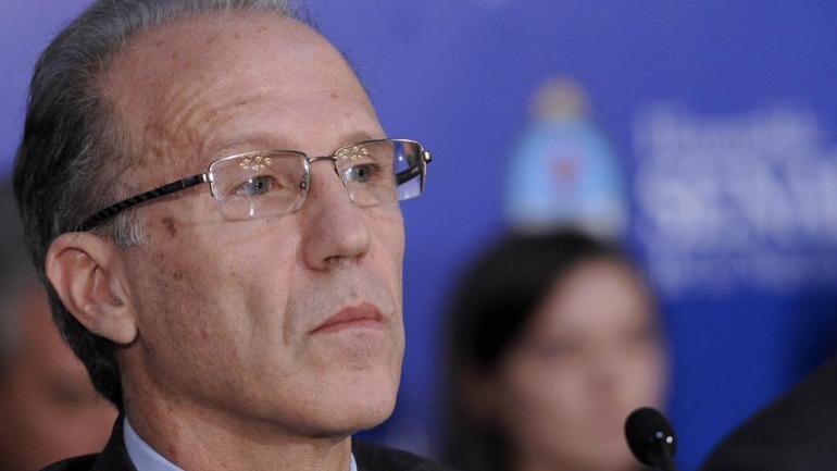 Carlos Fernando Rosenkrantz. (La Nación)
