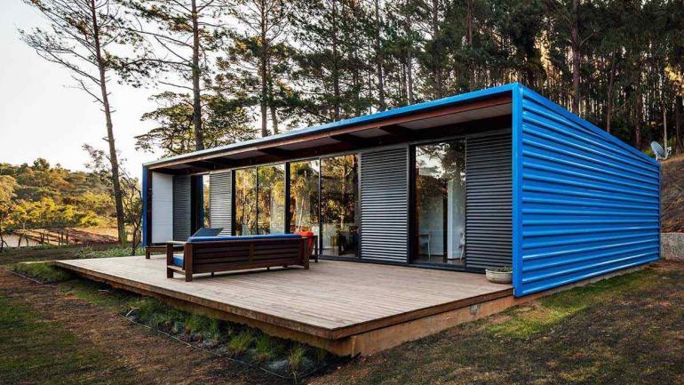 Una nueva forma de habitar las casas container noticias - Casas de contenedores maritimos ...