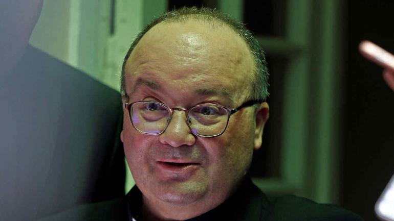 Charles Scicluna. El arzobispo que envió el Papa a Chile (AP / Archivo).