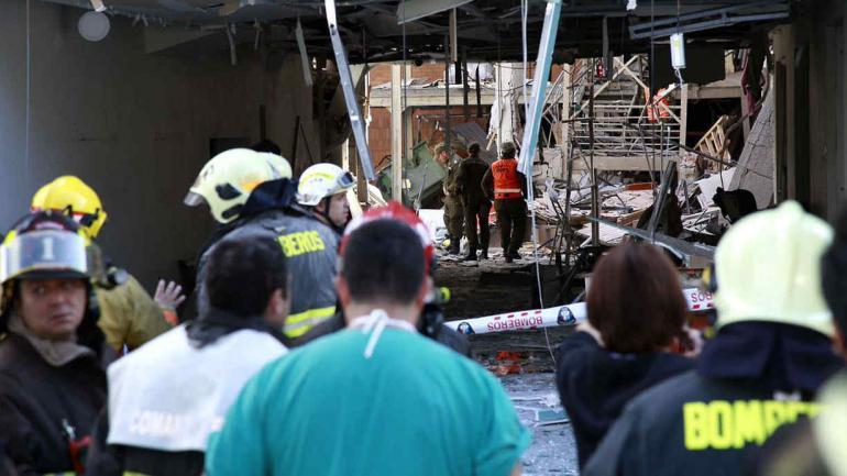 CHILE. El hecho ocurrió en el Sanatorio Alemán de la ciudad de Concepción (DPA).