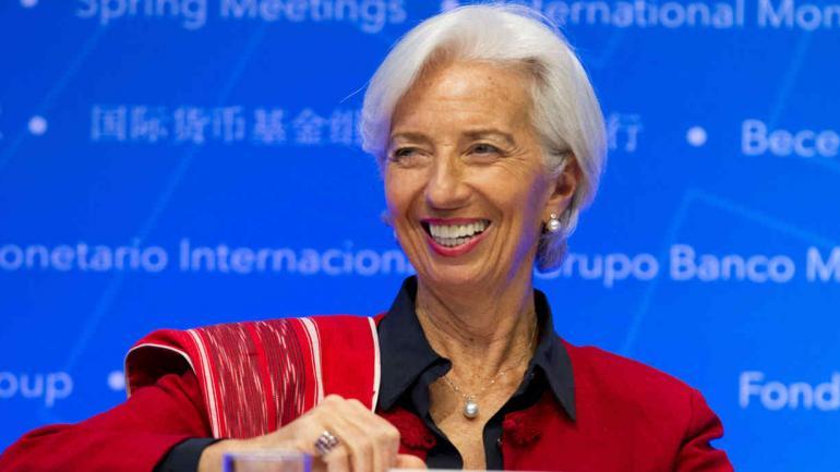 Christine Lagarde, directora gerente del FMI.(Archivo /AP)