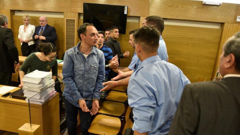 Juicio. Los cinco acusados comenzaron a ser juzgados por la Cámara 2ª del Crimen. (Ramiro Pereyra/Archivo)