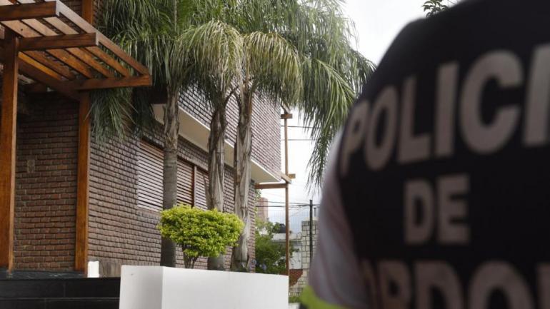 Vivienda. El golpe ocurrió en la previa de Nochebuena en 2016 en esta casa de Cofico. (La Voz / Archivo)