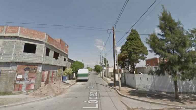 BARRIO COLONIA LOLA. DÓNDE. Sucedió en calle López y Planes al 5200, entre Cangallo y Francisco Zelada. (Captura de pantalla Google Maps)
