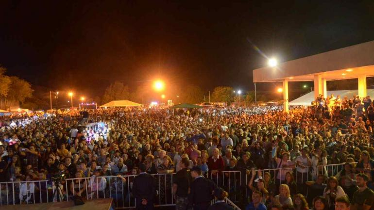 En las últimas dos ediciones, la Fiesta Criolla logró reunir a más de 10 mil personas (Municipalidad Estación Juárez Celman).