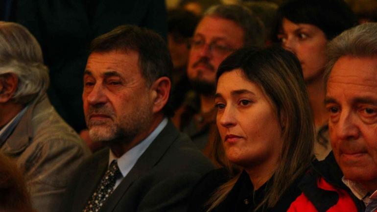 Los Caserio. A Mariana la designó un decreto de su padre. Carlos Caserio.