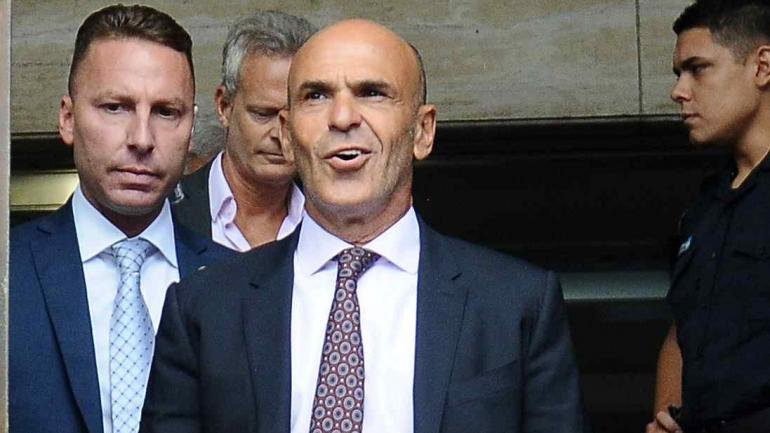 Gustavo Arribas está sospechado de haber recibido dinero según un delator del Lava Jato.