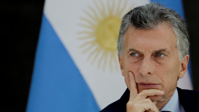 Argentina. Mauricio Macri, en la presidencia.