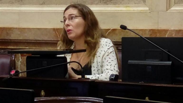 María Belén Tapia (UCR-Río Negro). Votará en contra.