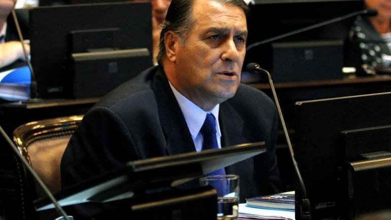 Ángel Rozas (UCR-Chaco). También ayer adelantó su postura.