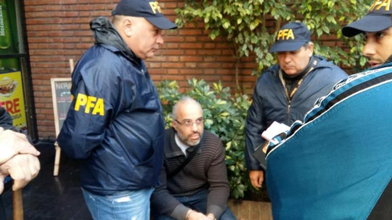 Corrupción. Un venezolano fue apresado en Nueva Córdoba. Lo buscaban por lavado de activos en Andorra.