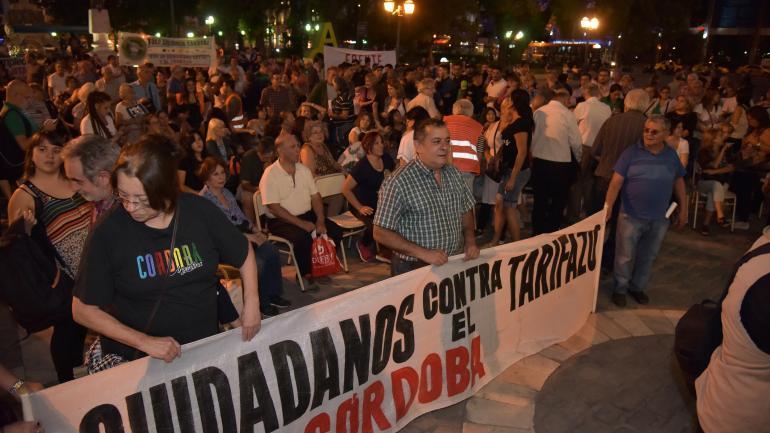 Protesta. Mañana habrá una manifestación en Córdoba contra la suba en 24 cuotas por la devaluación. (La Voz)