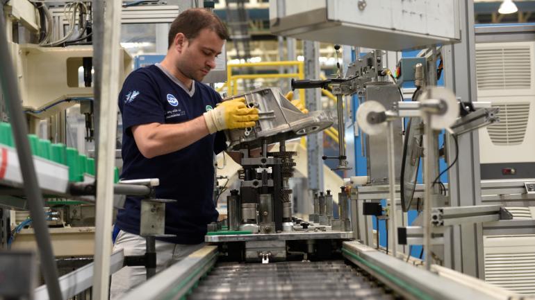 Buena noticia. Volkswagen logró nuevos contratos y eso le permitió poner fin a las suspensiones. (Ramiro Pereyra)