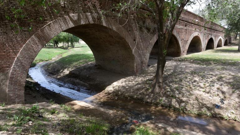 Ya está habilitado el primer tramo del parque La Cañada (La Voz/ Ramiro Pereyra).