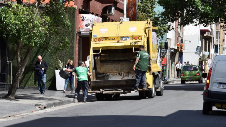 Plan. La Municipalidad reforzará a Cotreco con camiones.