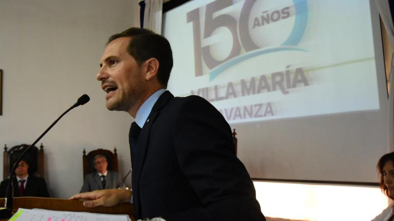 Villa María. La suba será del 25% en los mínimos. (La Voz /Archivo)