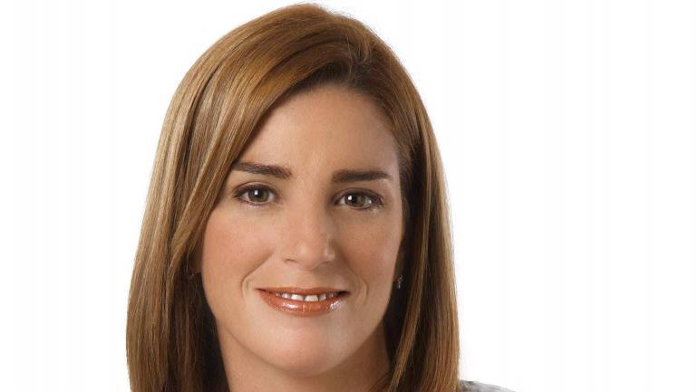 Débora Pérez Volpin. Habría fallecido por la endoscopía.