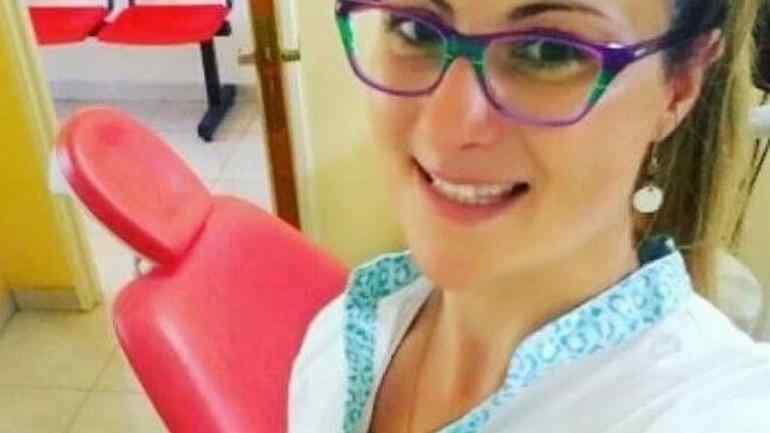 Silvia fue encontrada asesinada en su consultorio el sábado pasado.