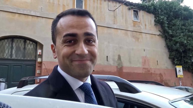 Luigi Di Maio. El joven candidato del partido antisistema Movimiento Cinco Estrellas fue el más votado. Se impuso con fuerza en el sur de Italia.