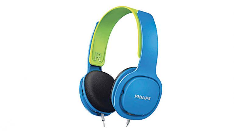 Auriculares SHK2000BL/00 Philips.