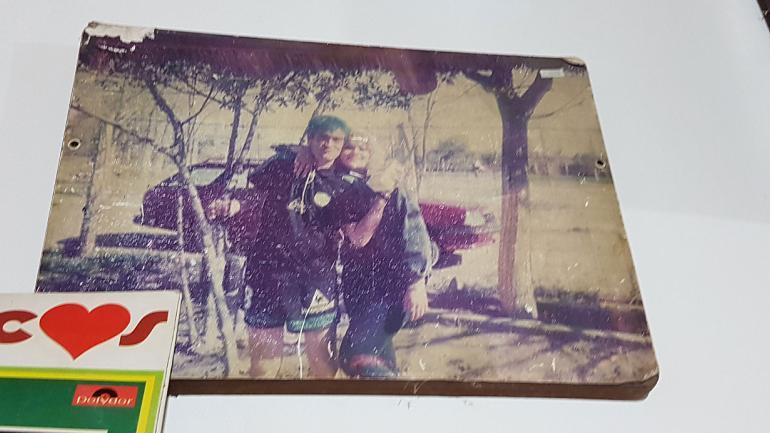 """CUESTIÓN DE FE. El """"Potro"""" Rodrigo está presente en el museo de Vallecito (La Voz)."""
