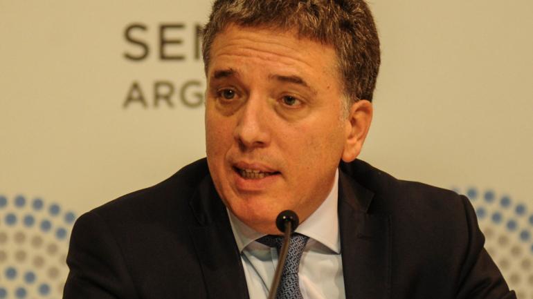Nicolás Dujovne. (Archivo/La Voz)