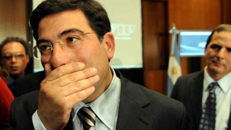 BAJO LA LUPA. Ricardo Echegaray (La Voz/Archivo).