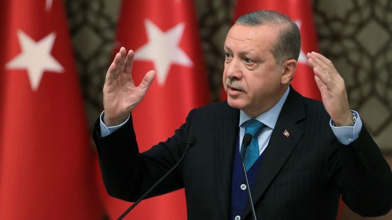 Recep Tayyip Erdogan fue reelecto (AP).