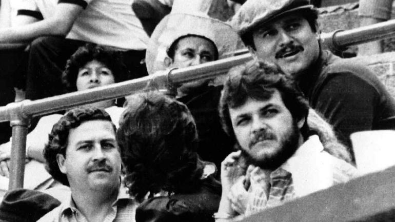 PABLO ESCOBAR. Narcotraficante colombiano (AP/Archivo).