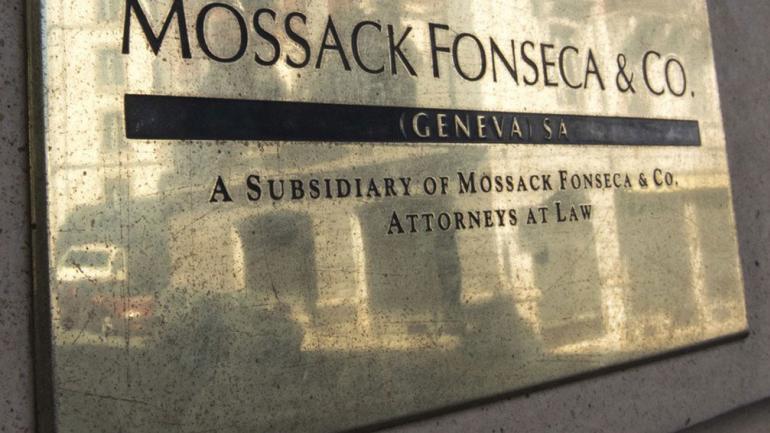 ESTUDIO DE ABOGADOS. Mossack Fonseca.