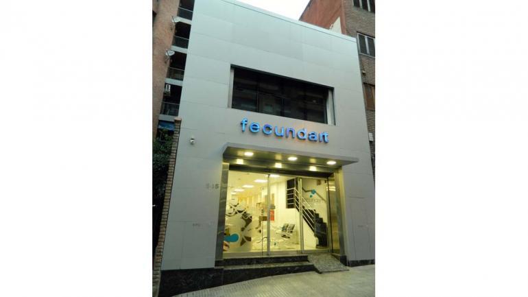 La sede central de Fecundart en barrio Nueva Córdoba. (Fecundart)