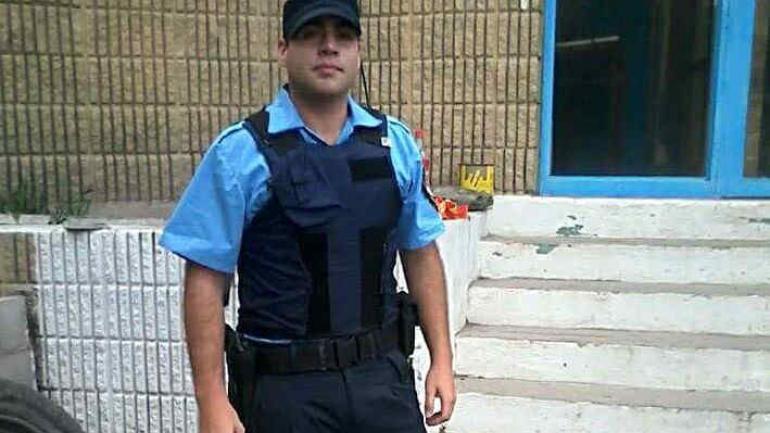 Una carrera impoluta. Franco Ferraro tenía cuatro años en la Policía y había ascendido a cabo en diciembre. Sin ninguna tacha. (Policía de Córdoba)