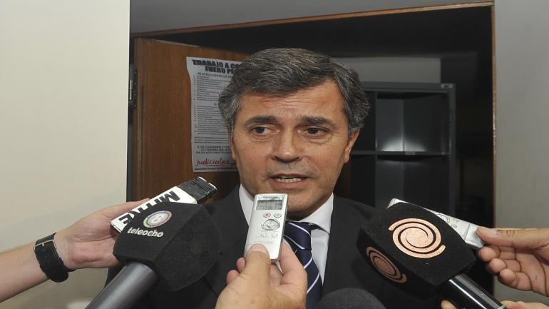 El fiscal Garzón solicitó enjuiciar a los 12 delegados. (La Voz / Archivo)