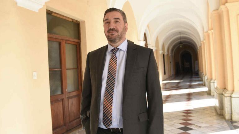 Guillermo Tamarit, rector de UNNOBA. (Archivo)