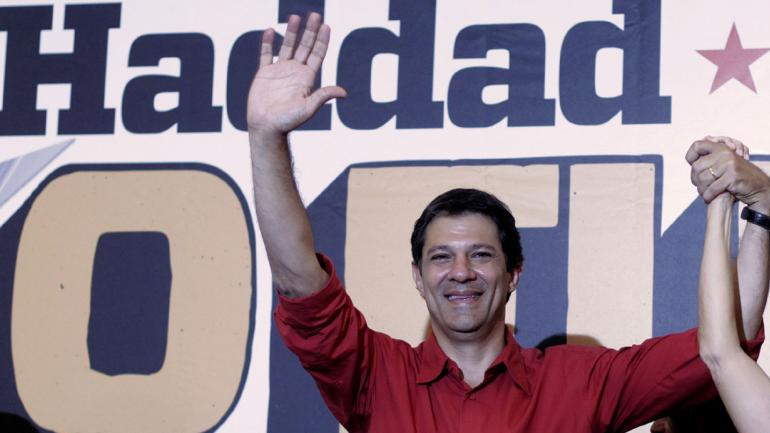 Lula renunciará a su candidatura para la presidencia