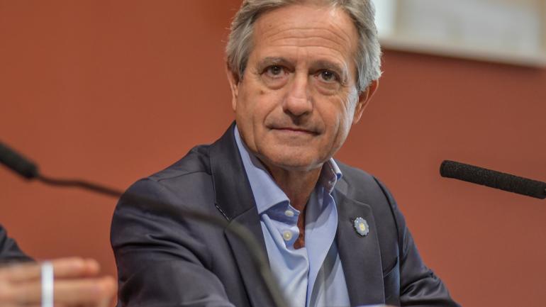 Andrés Ibarra. (Archivo/La Voz)