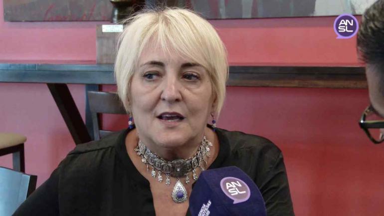 Ivana Bianchi.