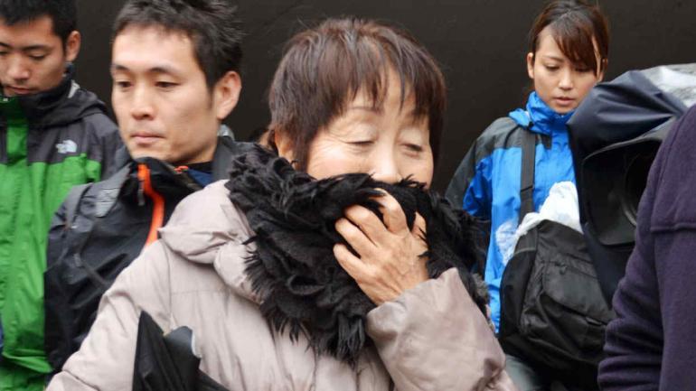 CONDENADA A PENA DE MUERTE. Chisako Kakehi (AP).