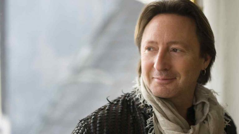 Julian Lennon. El hijo de John Lennon es el embajador de la Lupus Foundation of America.