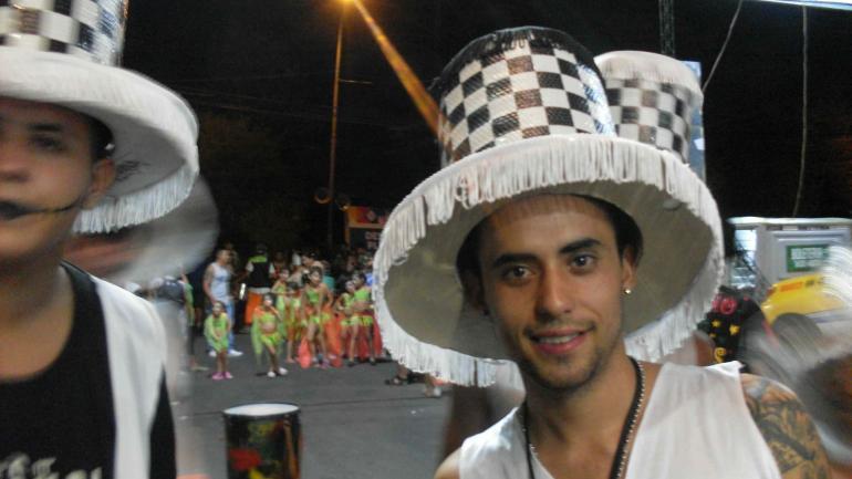Pisadas de Barrio. Lucas López.