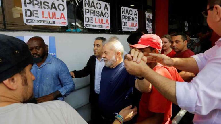 LULA DA SILVA. Expresidente de Brasil (AP/Archivo).