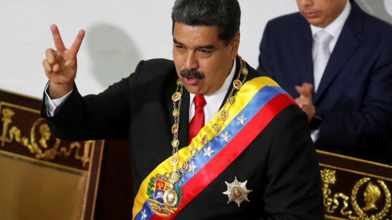 Nicolás Maduro. (AP / Archivo)