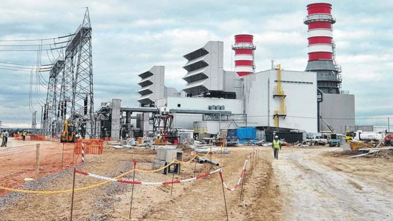 PLANTA. MSU Energy produce 150 MW en Villa María. (La Voz / Archivo)