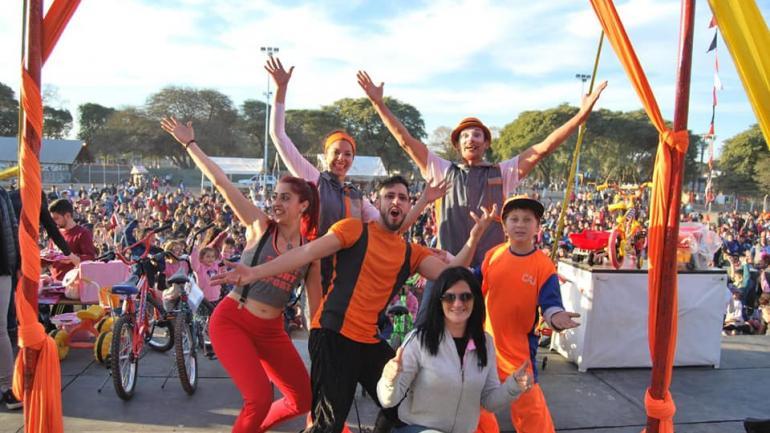 Fiesta Día del Niño (Municipalidad de Malvinas Argentinas)