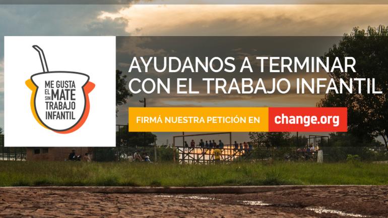"""El petitorio de la Fundación """"Un sueño para Misiones""""."""