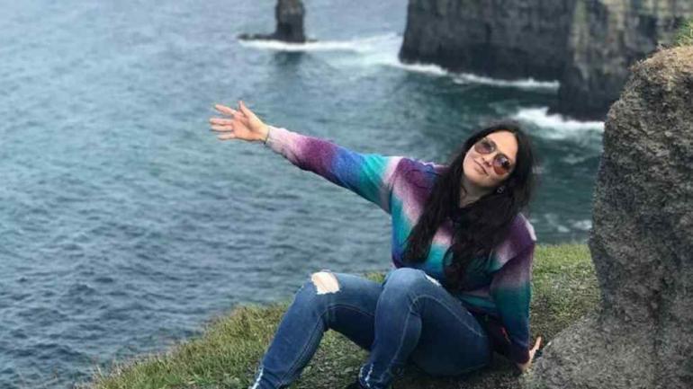 NATALIA VARGAS. Tenía 28 años y había viajado a Tucumán para pasar fin de año con su familia (Foto La Gaceta de Tucumán).