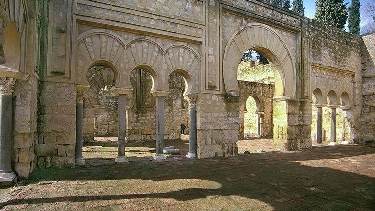 Medina Azahara en España. (Medina Azahara)