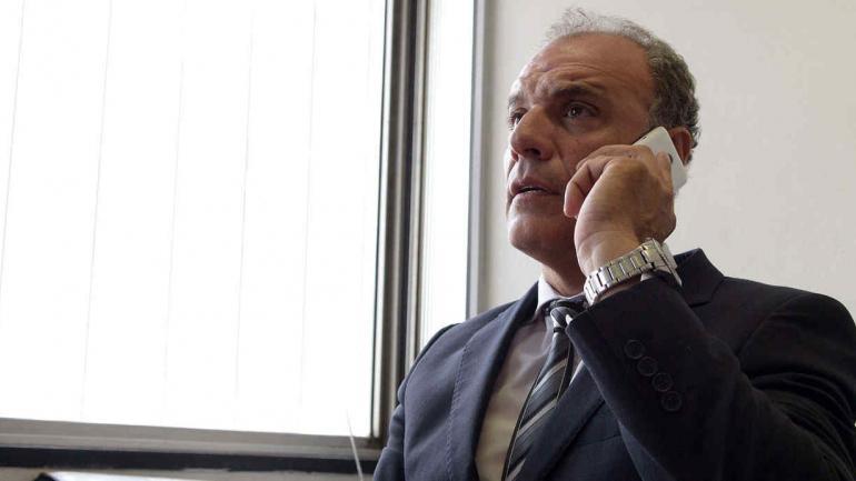 DANIEL MIRALLES. El exfiscal de la causa (La Voz/Archivo).