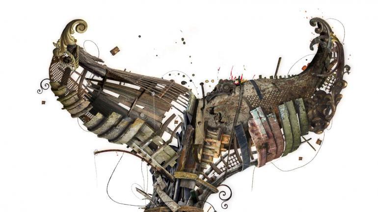 """""""Finales"""", muestra de Pablo Bernasconi."""