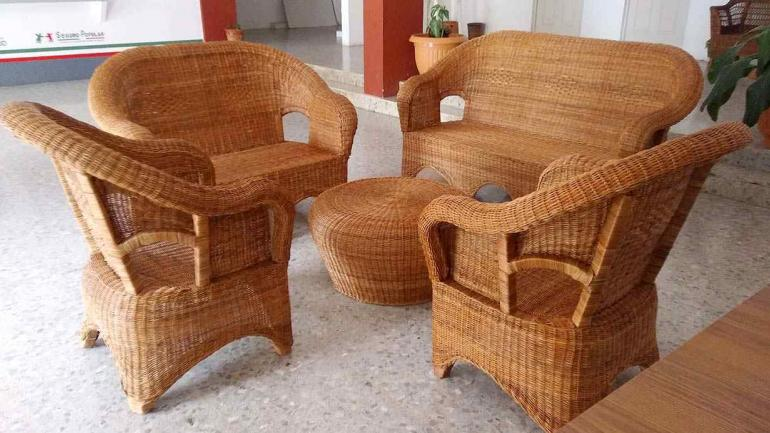 Mimbre y caña: muebles con aires naturales | Noticias al ... - photo#38
